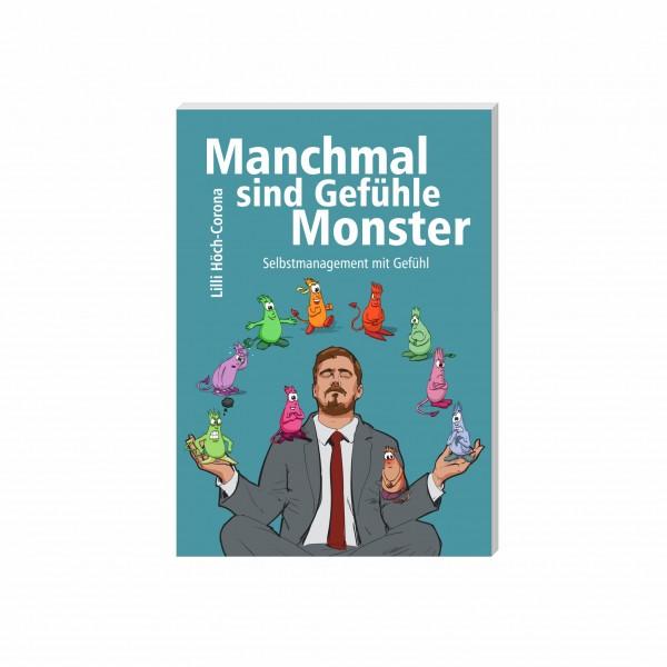 Buch: Manchmal sind Gefühle Monster