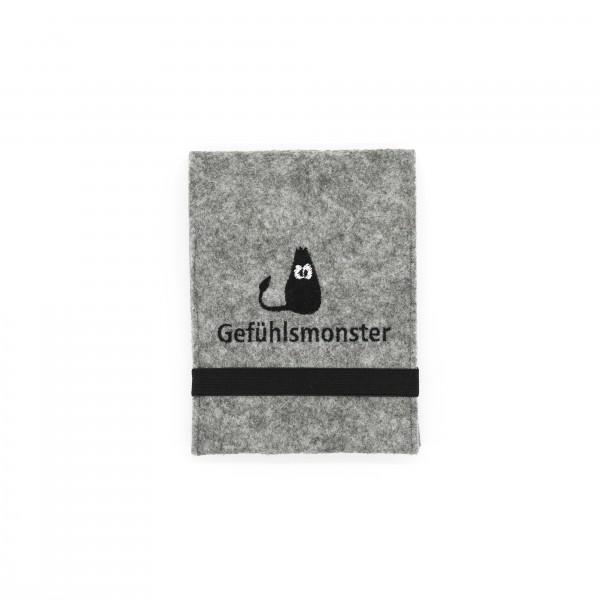 Gefühlsmonster-Karten Tasche