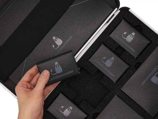 Gefühlsmonster-Karten Trainer-Koffer (NEU: mit Buch)